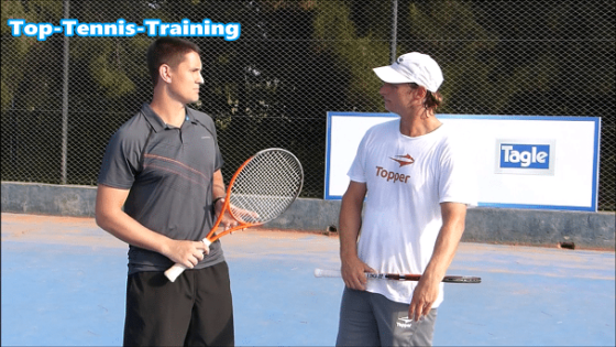 Strategy with Nalbandian